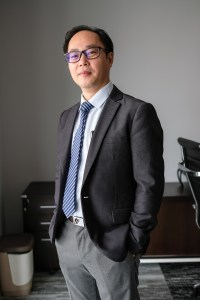 Dr Wee Tong Ming.