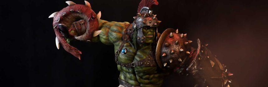 Hulk by XM Studios
