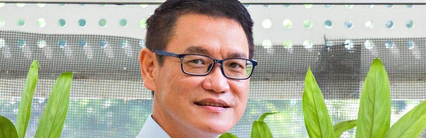 Prof Dr James Koh