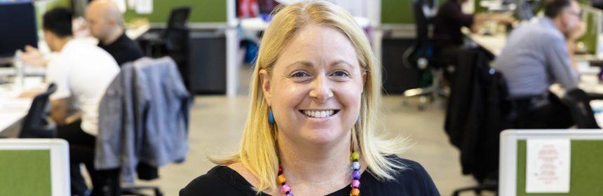 Versa CEO and founder Kath Blackham. Supplied.