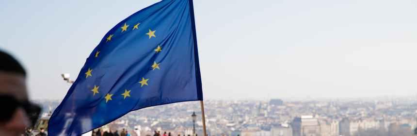 European Union Flag. Supplied.